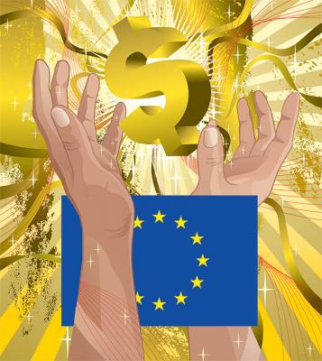 Eu love dollars